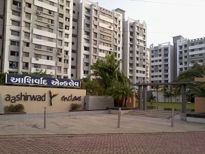 Picture of ashirwad enclave surat