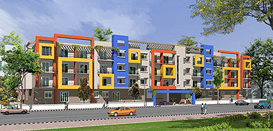 Picture of hinduja park apartments