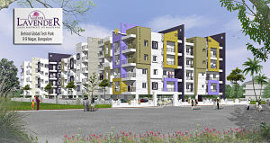 Picture of Vaastu lavender phase 2